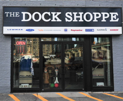 The Dock Shoppe, Toronto